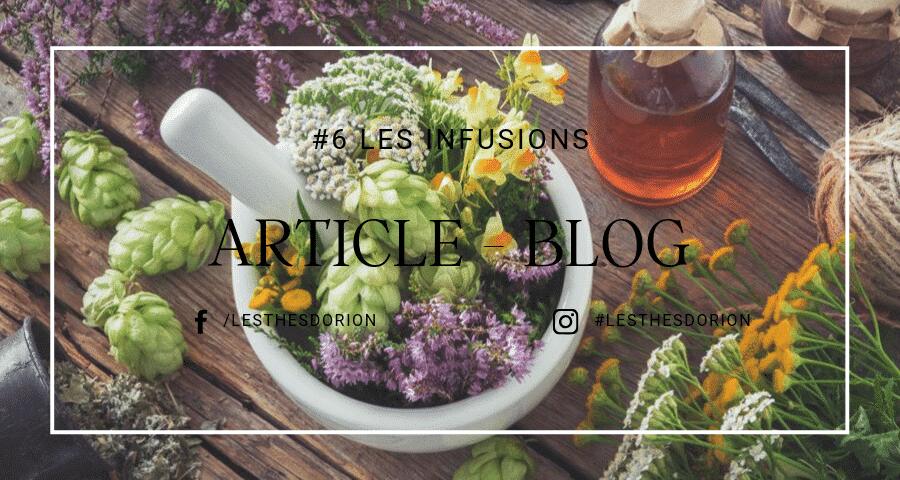 Article sur l'infusion | Les thés d'Orion