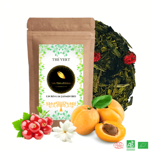 the gourmand bio, the vert bio au jasmin, the vert sencha vrac, the bio vrac, the vert oolong bio vrac, achat the gourmand bio