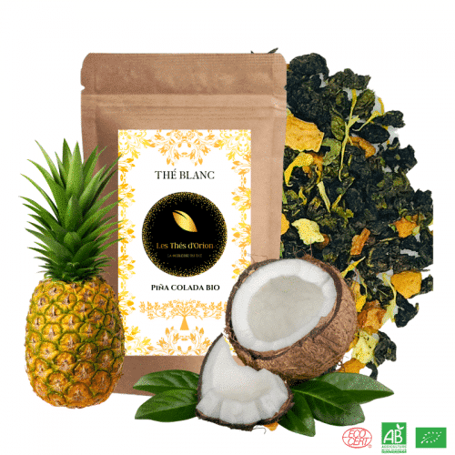 the oolong pina colada bio, the oolong bio, the oolong parfume bio, the oolong bio aromatise
