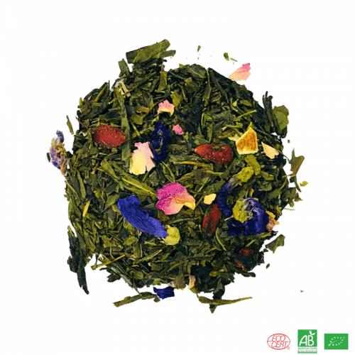the vert nature enivrante les thes d orion